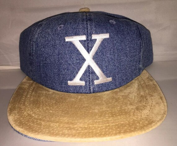 c219b980600 Vintage Malcolm X Strapback snapback dad hat cap rare 90s