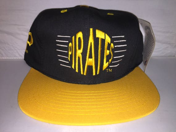 sports shoes 43485 dabfb ... closeout vintage pittsburgh pirates snapback hat cap rare 90s nwt annco mlb  baseball deadstock 4ac88 69e25 ...