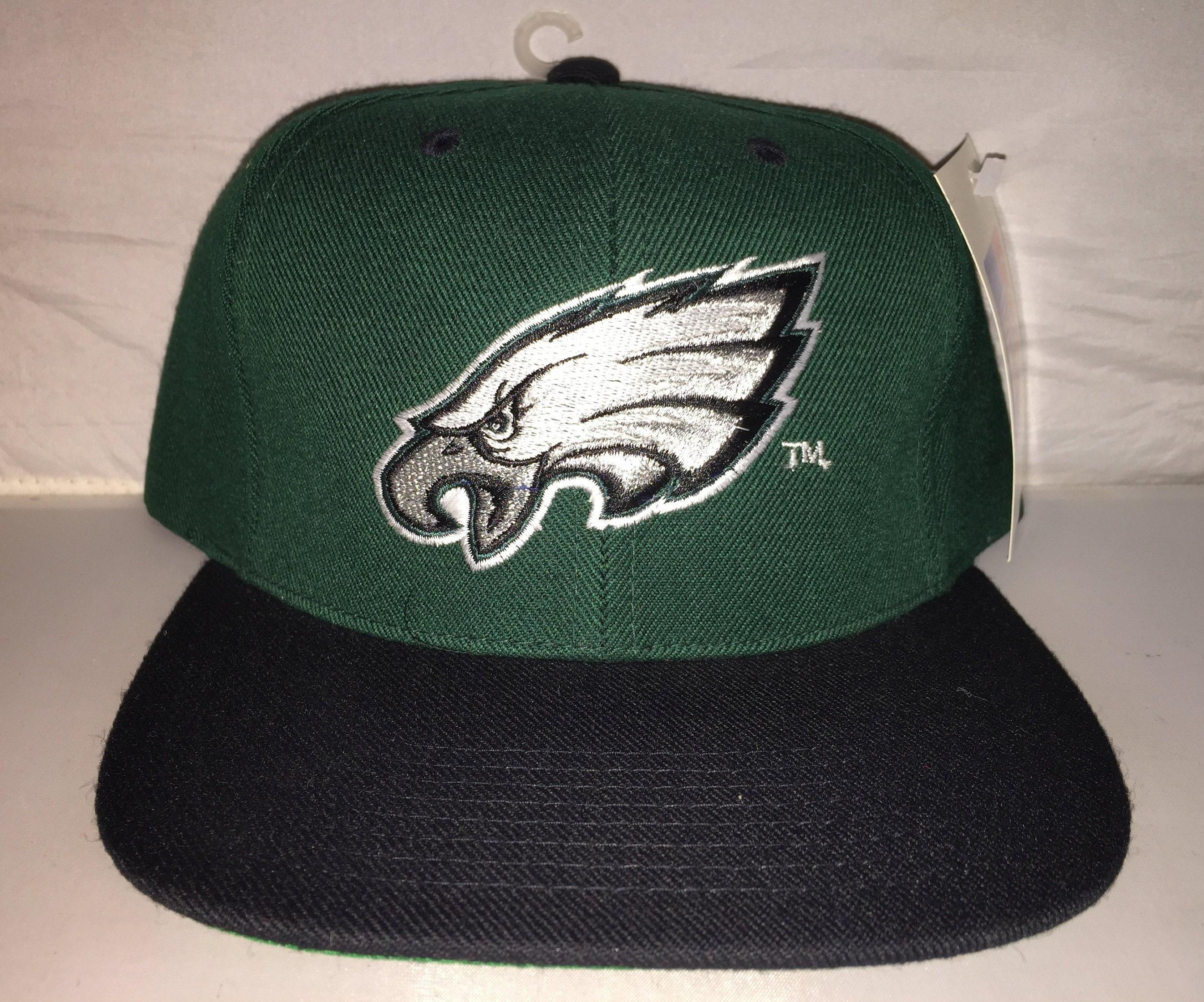 f7c428c1e3e Vintage Philadelphia Eagles Snapback hat cap rare 90s
