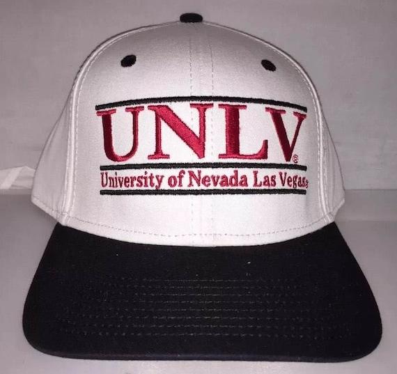 a94f4b51d Vintage UNLV Running Rebels Las Vegas The Game bar Snapback | Etsy