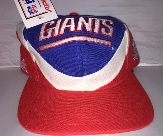 Vintage New York Giants Snapback hat cap rare 90s NWT NFL  6575032ef