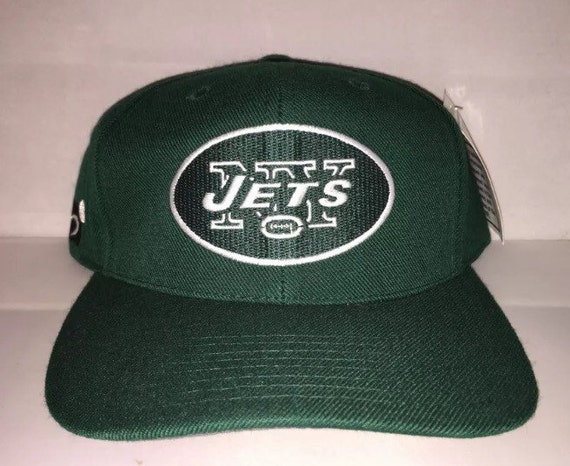 4e0383713ff Vintage New York Jets Sports Specialties Snapback hat cap rare