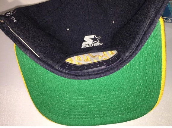 5dd1532eb Vintage San Diego Chargers Starter Snapback hat cap rare 90s
