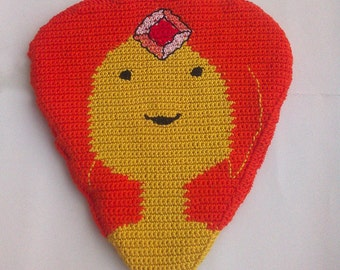 Adventure time Flame Princess bike seat cover