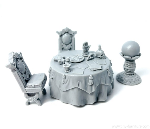 rpg Soothsayer workplace Malifaux D/&D dungeon terrain