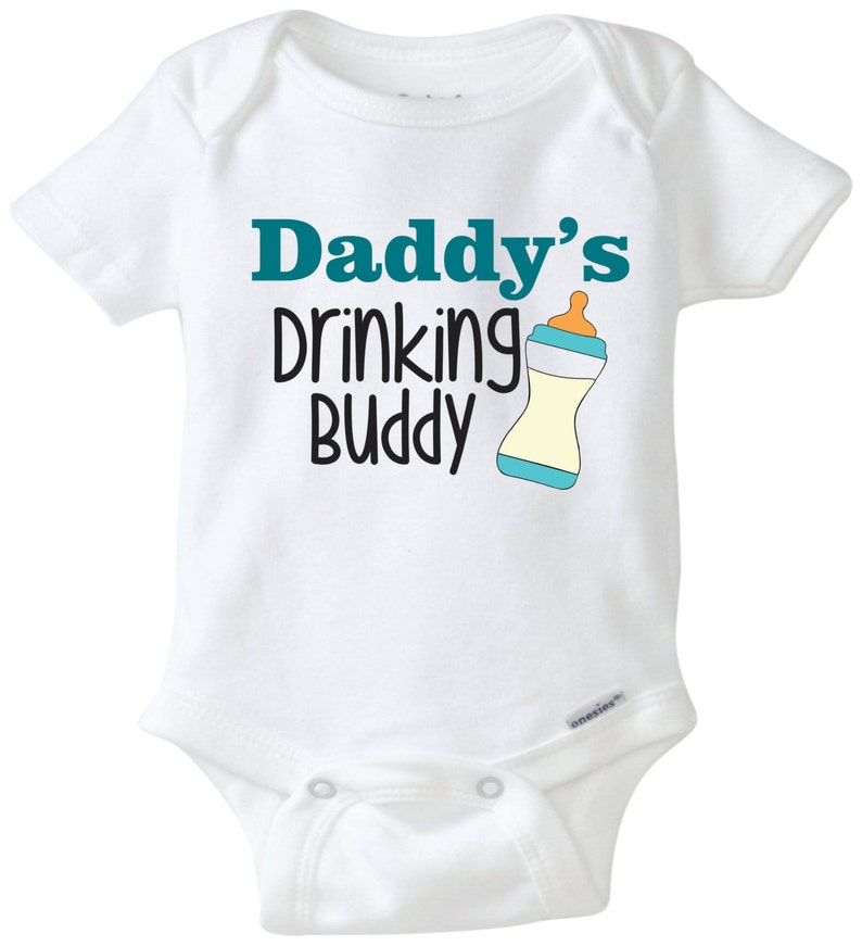 6bd861e06 Daddy's drinking buddy Grandpa/Uncle's drinking buddy   Etsy