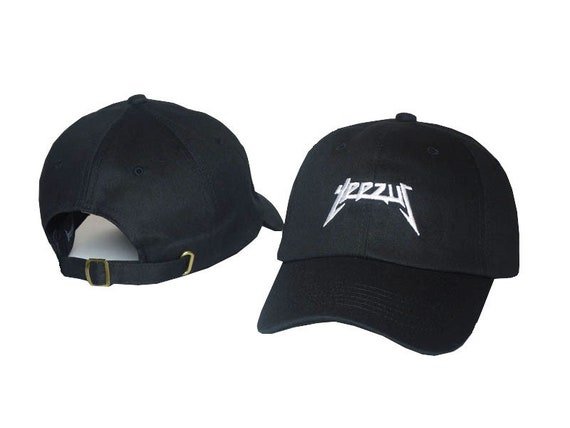 Yeezus Hat Cap Yeezy Tour Kanye Embroidered Dad Hat Strapback  e48c08fd330