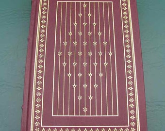 Madame Bovary by Gustav Flaubert 1979 Franklin Library Gilt Hardbound