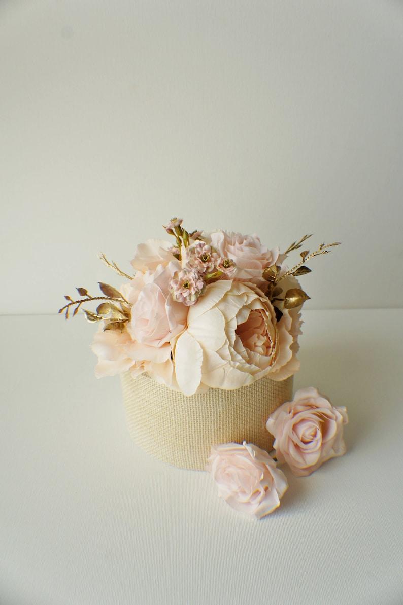 Flowers Cake Topper