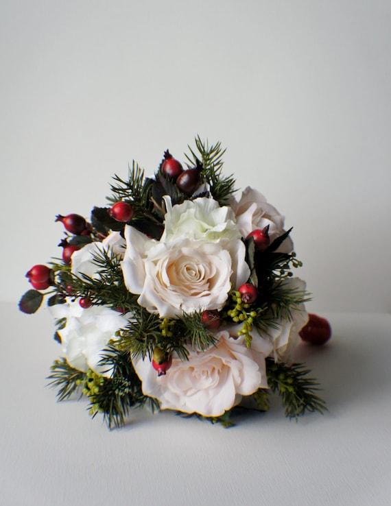 Букеты невесты зима — img 4