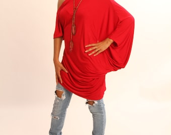 Asymmterical Maxi Top/Dress