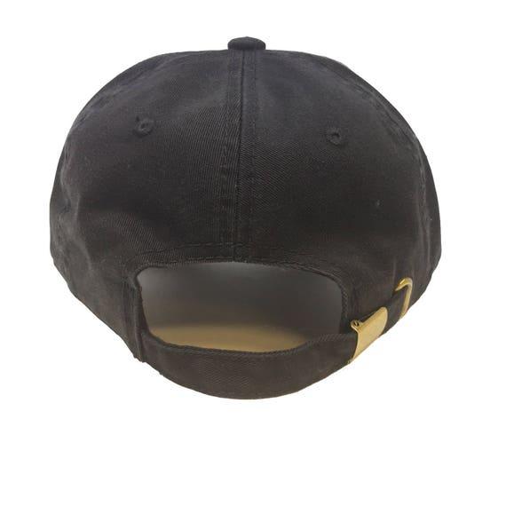 Coqui Puerto Rico Black Adjustable Strapback Cap Dad Hat  03e07b966965