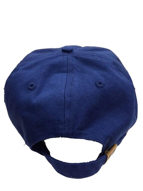 Cupcake Royal Blue Adjustable Strapback Dad Hat Kevin Durant  f36a32cce599