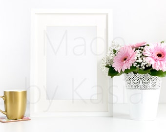 Styled Stock Photography Frame   Mockup   Styled Product Photography   Instant Download