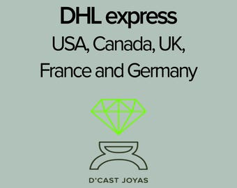 DHL Express Shipping Upgrade - Usa, Canada, UK, France, Germany, Benelux, Sweeden, Finland, Denmark