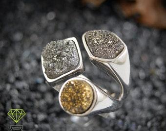 Stones ring, engagement