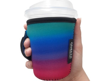 Pink Ombre Small & Medium Coffee Handler™ - Patent Pending