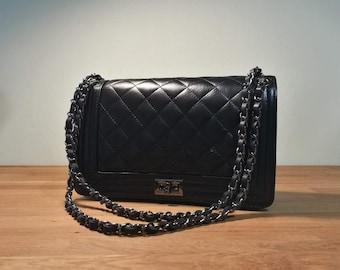 6c752d3f8ca664 Handmade leather crossbody bag, Model-LOLITA