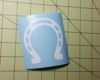 Horseshoe Sticker Decal