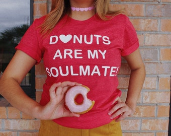 Donut Lover - Donut Shirt - Donut T Shirt - Donut Gifts - Gift for her - Donut Worry - Gifts for Doughnut - Gifts for Foodies - Foodie Gifts
