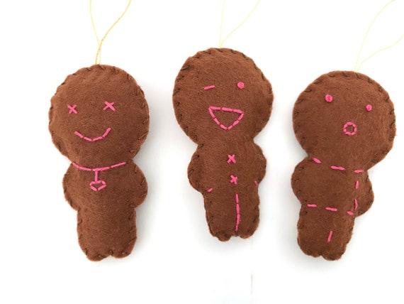 Lebkuchen Dekor Weihnachten Lebkuchen Lebkuchen Mann Etsy