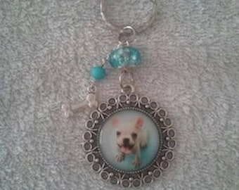 Keychain or dog handbag