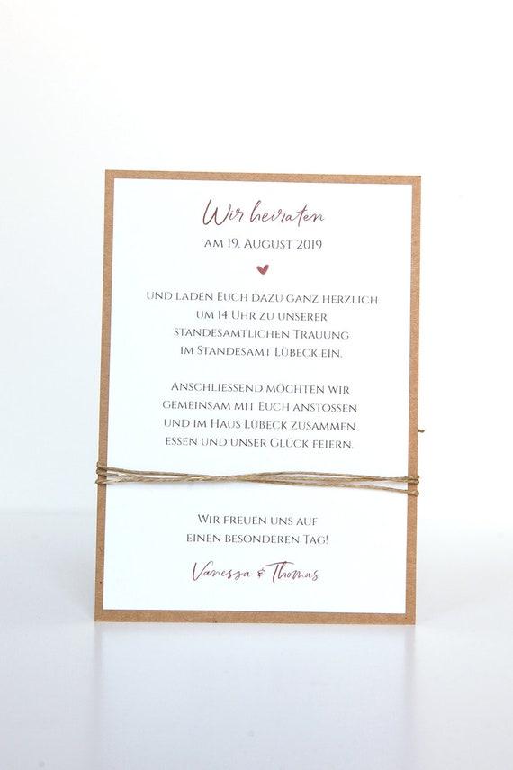 Einladungen Zur Hochzeit Hochzeitseinladungen Etsy