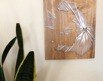 Country String Art