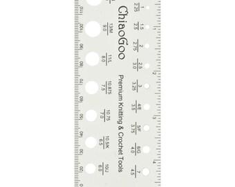"ChiaoGoo Needle Gauge, 5"", #1091-5 ***Free Shipping***"