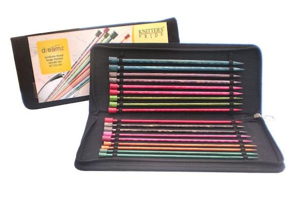 6 US 14 in :Karbonz Single Pointed Needles: Knitter/'s Pride 4.00 mm 35 cm