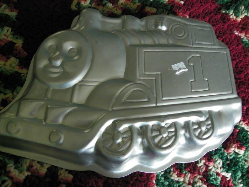 Vintage Wilton Thomas The Train Cake Pan 1st Birthday