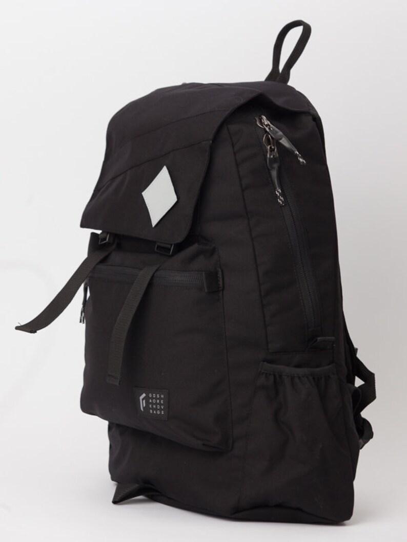 Rucksack Men Backpack Black Citypack FCXL  To order Hiking Backpack GO by Gosha Orekhov Backpack