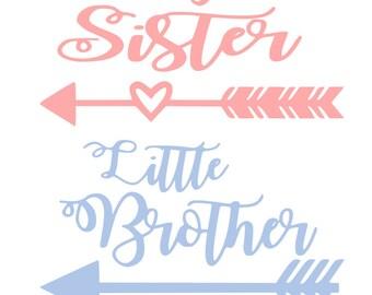 Sister Cricut Design Etsy