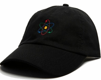 Stereoselectivity in Synthesis ATOM Hat | Atom Baseball Cap |