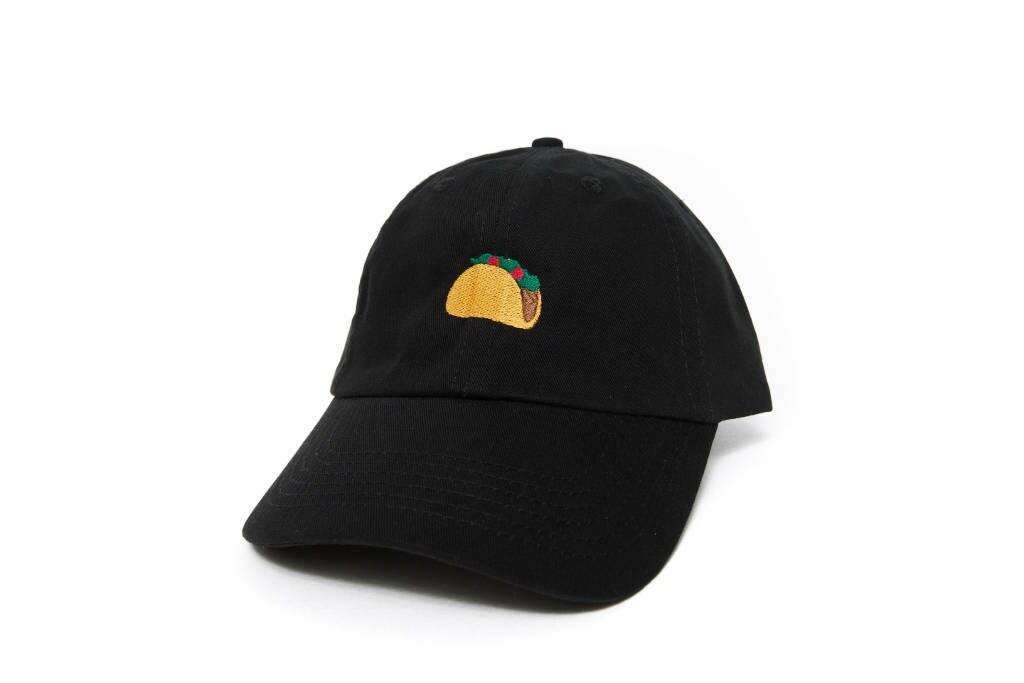 Taco Hat Taco Dad Hat Taco Baseball Cap Embroidered  74f185918b4