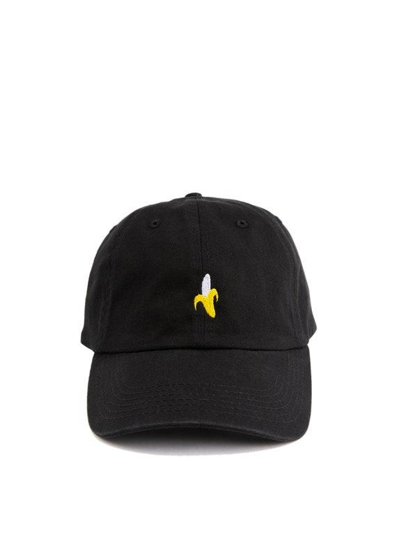 c6ff850820f Banana Hat Banana Dad Hat Banana Baseball Cap Embroidered
