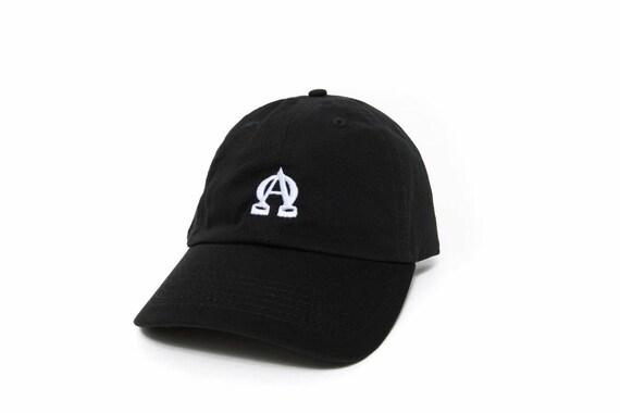 Alpha Omega Alpha Omega Hat Alpha Omega Baseball Cap  441974e53dc51