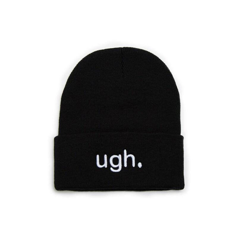 016de4c4c52 Ugh Beanie Ugh Hat Winter Hats Tumblr Fashion Beanie