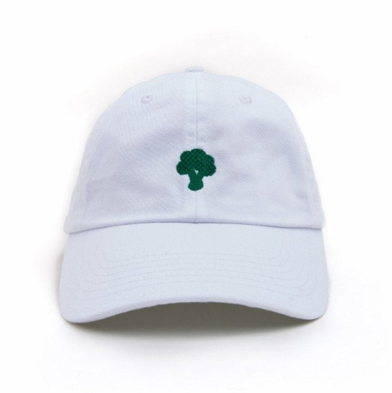 2b243173 BROCCOLI Hat Broccoli Baseball Cap Plant Based Plant | Etsy