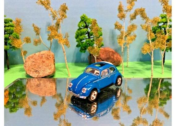 1953 VW Beetle Deluxe Die-Cast Metal Body Volkswagen Beetle Limited Edition