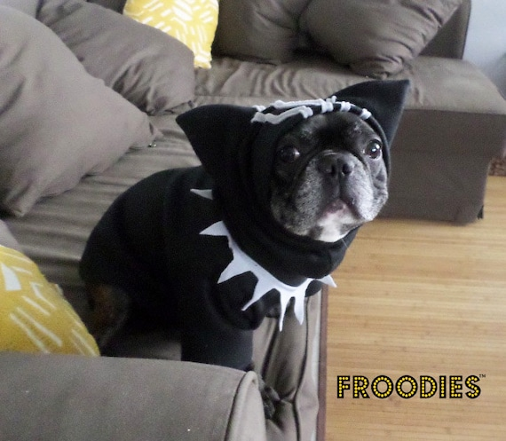 French Bulldog Boston Terrier Pug Dog Froodies Hoodies Etsy