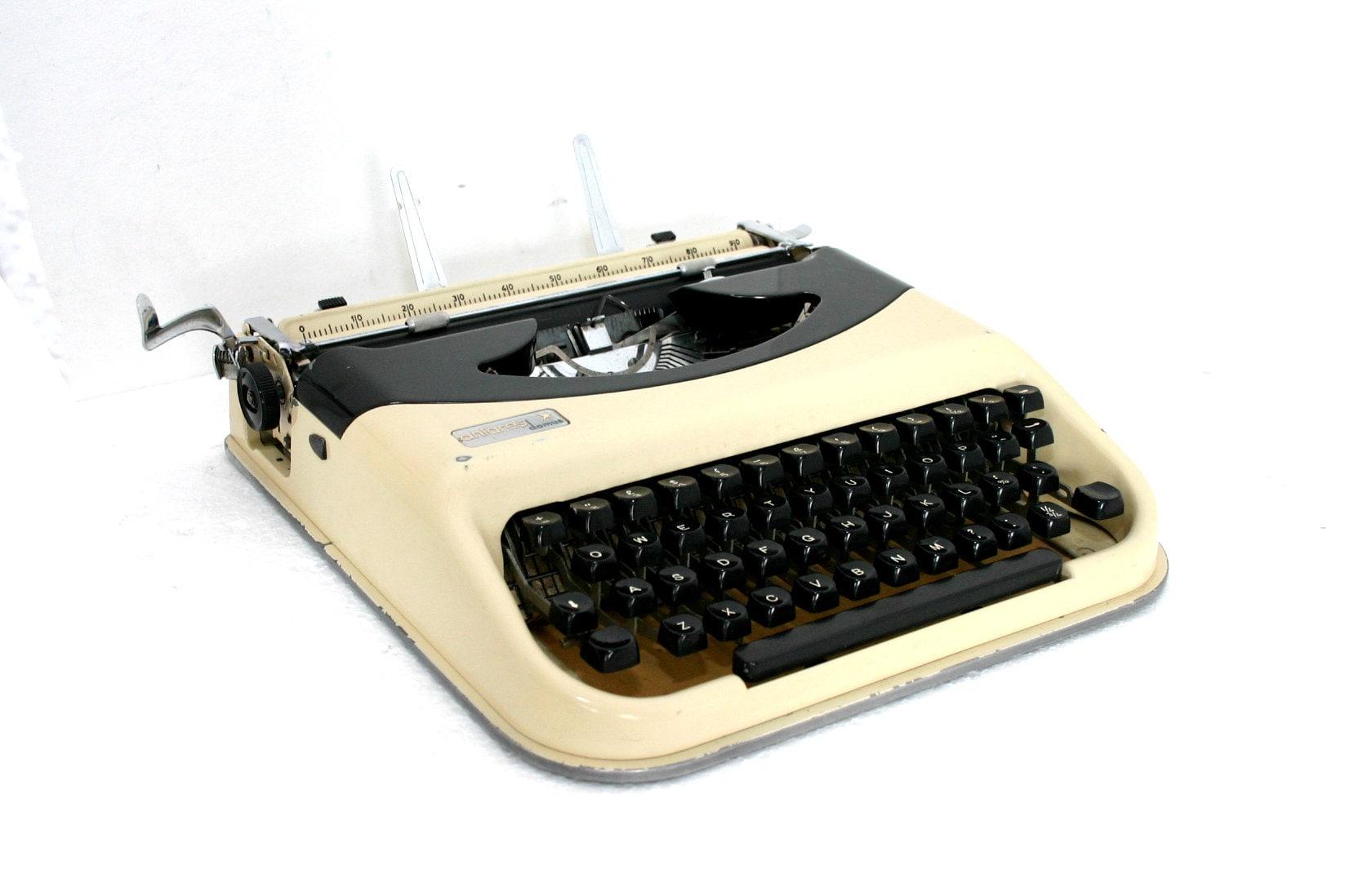 Red and Black **High Quality** Antares Typewriter Ribbon