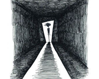 The Hallway by Michael Murphy - Limited Edition, Signed Print