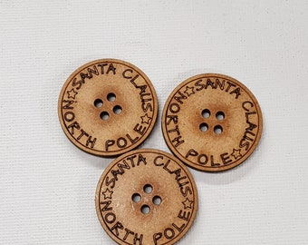 5pc 30mm MDF Hen Shaped Coat Cardigan Trouser Shirt Knitwear Sewing Buttons 0278
