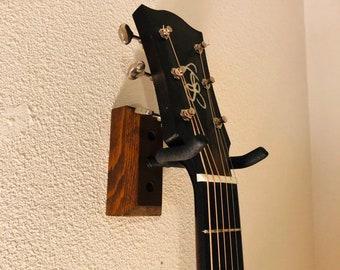 Handmade Guitar Wall Hanger