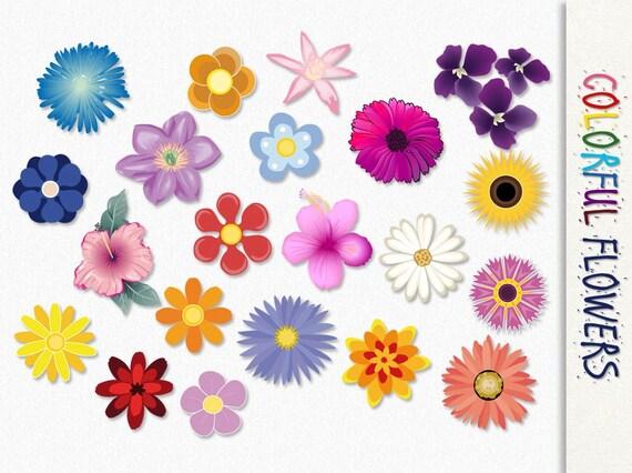 clipart_fiori_c172 Clip art di fiori