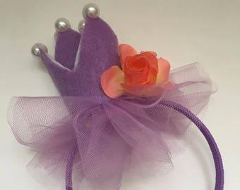Princess Crown Headband