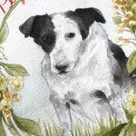 Custom pet drawing, custom pet portrait, dog memorial, cat memorial, pet portrait, dog memorial gift, custom dog portrait, custom dog, pets