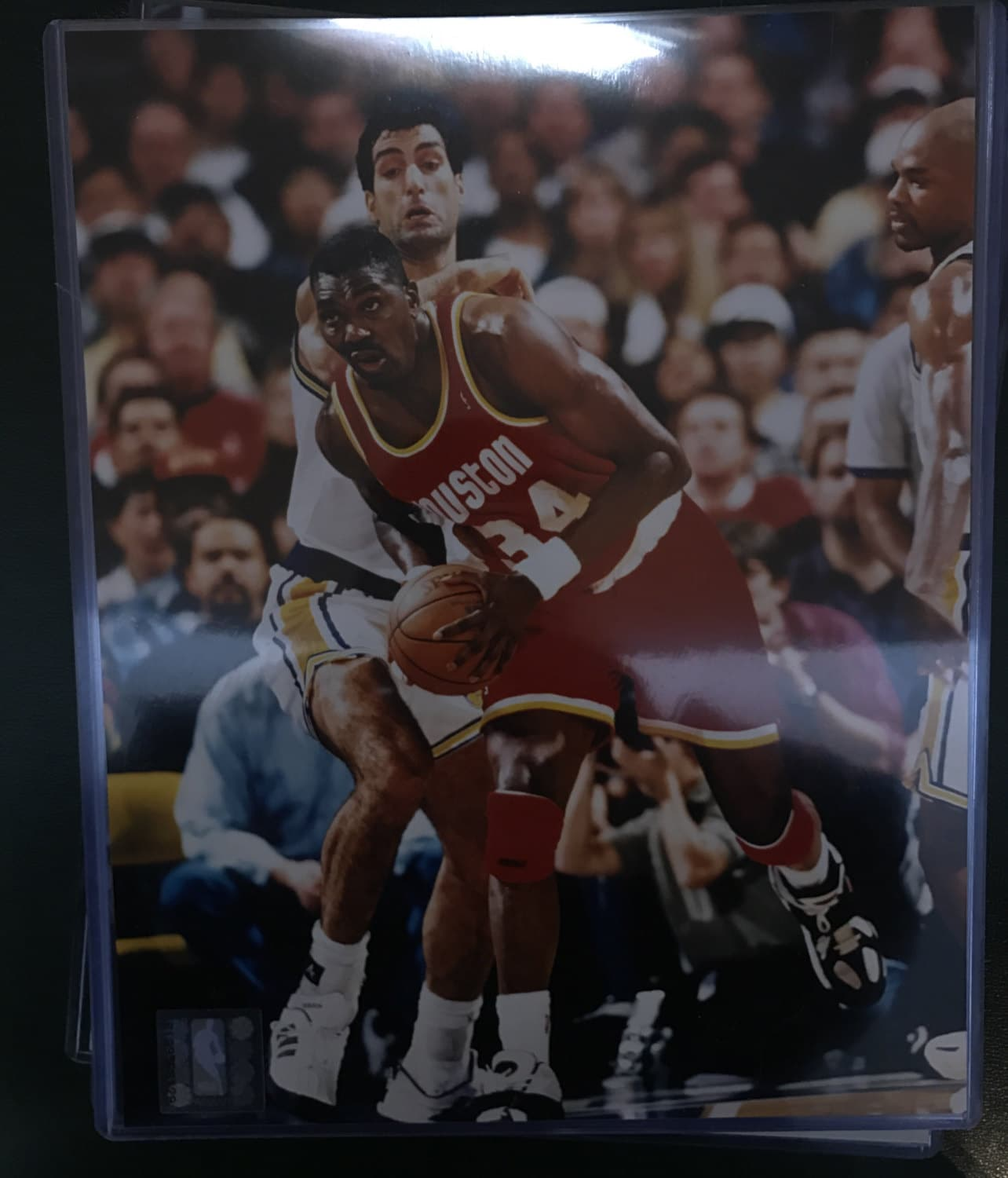 Hakeem Olajuwon Houston Rockets 8x10