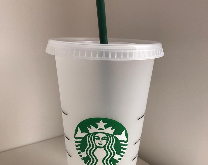 24oz Starbucks Reusable Cold Cup